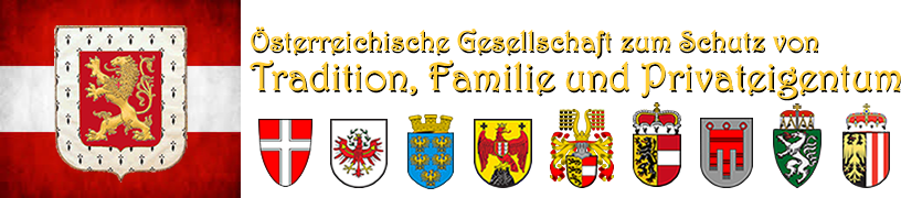 Tradition, Familie, Privateigentum